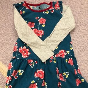 Girls Tea Collection Dress Size 5